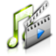 64x64px size png icon of Multimedia