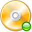 64x64px size png icon of Cdwriter mount