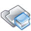 64x64px size png icon of Folder man
