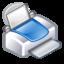 64x64px size png icon of Print printer