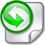 64x64px size png icon of Recycled