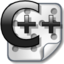 64x64px size png icon of Source cpp