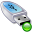 64x64px size png icon of Usbpendrive mount