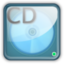 64x64px size png icon of cd drive
