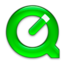 64x64px size png icon of QuickTime Player