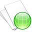 64x64px size png icon of Documents white web