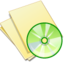 64x64px size png icon of Documents yellow music