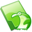 64x64px size png icon of Folder penguin