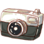 64x64px size png icon of Hp camera photo