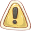 64x64px size png icon of Hp caution