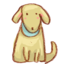 64x64px size png icon of Hp dog