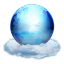 64x64px size png icon of Heaven Networking