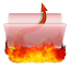64x64px size png icon of Hell Documents
