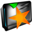 64x64px size png icon of Folder favorite