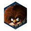 64x64px size png icon of game angry birds star wars