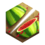 64x64px size png icon of game fruit ninja