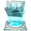 64x64px size png icon of My video