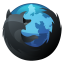 64x64px size png icon of Firefox Inverse