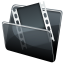 64x64px size png icon of Video Folder