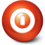 64x64px size png icon of Cute Ball Shutdown