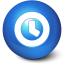 64x64px size png icon of Cute Ball Time