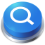 64x64px size png icon of Perspective Button Search