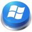 64x64px size png icon of Perspective Button Windows