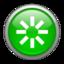 64x64px size png icon of Aqua Restart