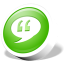 64x64px size png icon of Webdev chat