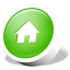 64x64px size png icon of Webdev home