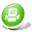 64x64px size png icon of Webdev print