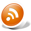 64x64px size png icon of Webdev rss feed