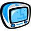 64x64px size png icon of Blueberry