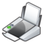 64x64px size png icon of accessory   printer