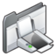 64x64px size png icon of folder   printers