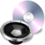 64x64px size png icon of audio