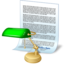 64x64px size png icon of document desk