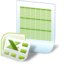 64x64px size png icon of document excel