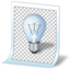64x64px size png icon of document tip