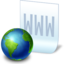 64x64px size png icon of document url