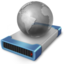 64x64px size png icon of drive network off