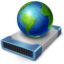 64x64px size png icon of drive network