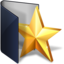64x64px size png icon of folder blue favs