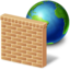 64x64px size png icon of network firewall
