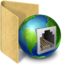 64x64px size png icon of network plug