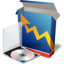 64x64px size png icon of stats