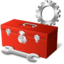 64x64px size png icon of tool box preferences