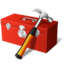 64x64px size png icon of tool box