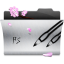 64x64px size png icon of Folder Photoshop
