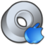 64x64px size png icon of Cdrom apple